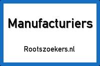Manufacturiers verwanten