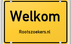 Welkom Rootszoekers