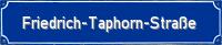 Friedrich-Taphorn-Straße