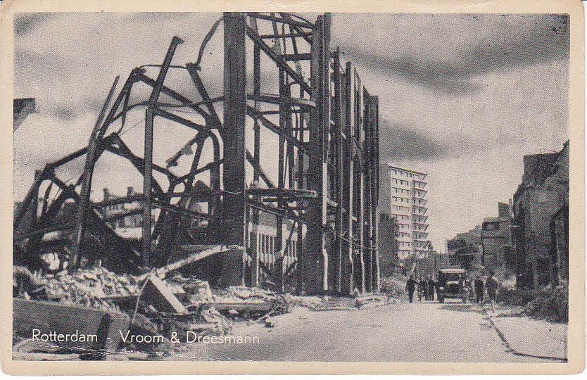 v&d-Rotterdam.oorlogstijd